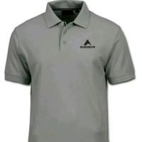 Polo Shirt Eiger Adventure Kaos Kerah Kaos Polo Pria Big Size 3XL/XXXL