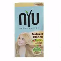 NYU natural bleach
