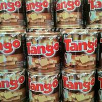 tango wafer kaleng coklat 350gr / satuan