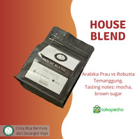 House Blend Rumah Kopi Temanggung roasted bean 500gram