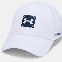 Men's UA Official Tour 3.0 Cap (White) - M