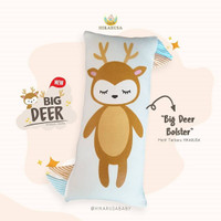 bantal guling hikarusa big deer size L