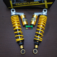 Shock Supra Rx King Wave 340mm Shockbreaker Bebek Takegawa