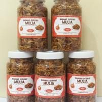 Bawang Goreng Mulia Khas Brebes 85 Gram Pedas Original-Renyah Murah