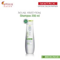 Matrix Biolage Shampoo Fiberstrong 200ml (ORI)