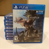 Monster Hunter World Game PS4