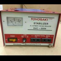 stabilizer toyosaki 500 watt 500n