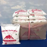 Tepung Tapioka Cap Gunung Agung 500 gr ( Jual per Dus )