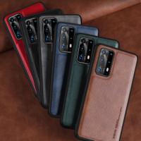 Case Huawei P40 Pro Case Leather Case X-Level Original