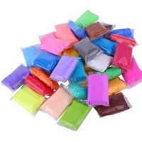 playdough clay mainan bouncing per bungkus warna warni bagus