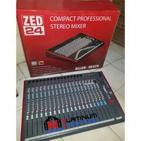 Mixer Audio ALLEN&HEATH ZED24 / ZED 24 24 Channel GRADE A+ Best Seller