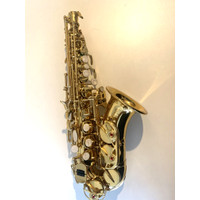 Curved Soprano Saxophone / Baby Zeff France Second