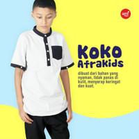 Baju Koko dan Celana Anak Laki-laki sz S s/d XL by Afrakids
