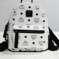 fashion wanita /tas ransel MCM #DW895-1