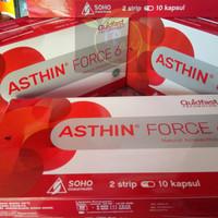 asthin force 6 Isi 20 Baru