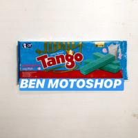 Tango Long Wafer Bubblegum 130g 130gr 130 g gr gram - Bubble Gum Biru