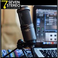 Audio Technica AT2020USB + AT2020 USB +