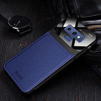 CASE SAMSUNG NOTE 9 HARD SOFT DELICATE LEATHER ORIGINAL CASING COVER