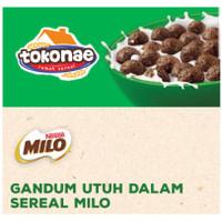 MILO Cereal Balls 330 gr Nestle Sereal Bola Coklat