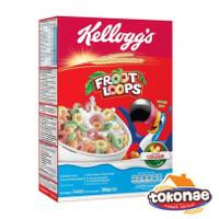 FROOT LOOPS 300 gr Cereal Kelloggs Fruit Loop Sereal Kelog