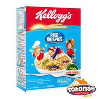 RICE KRISPIES Cereal 130 gr Sereal Kelloggs Krispis Kelog