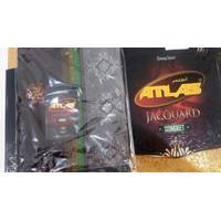 GROSIR 5 KODI (100 pcs) Sarung Atlas Jacquard Songket