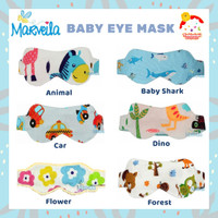 Marveila Baby Eye Mask Penutup Mata Anak