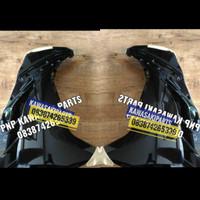 fairing fering body sayap NINJA 250 FI 250FI hitam kanan kiri ori