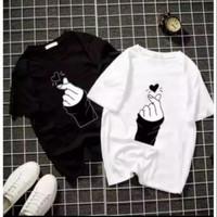 Baju Atasan Sarangheo//Kaos Wanita