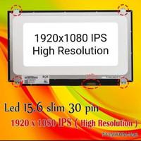 Layar LED LCD Laptop Asus ROG GL553 GL553V GL553VD 15.630 PIN FHD IPS