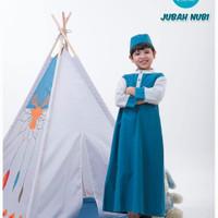 Jubah Adam Junior 6 8 10 Tahun Baju Muslim Anak Laki Laki