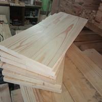 papan ambalan kayu/rak kayu pinus 45x25x1, 5