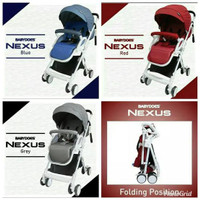 NEXUS CH TN728 BABYDOES STROLLER - BABY STROLLER NEXUS 728