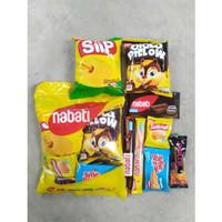 Paket Ulang Tahun / Paket Lebaran / Jajanan Anak Nabati