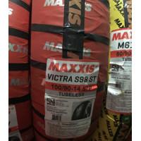 Ban motor maxxis ring 14 100/90-14