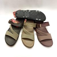 Sandal slop gesper wanita new era