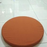 Bantal meditasi/bantal alas duduk bulat 5 cm