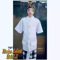 Baju Adat Anak BALI laki