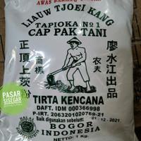 Tepung Tapioka Sagu Cap Pak Tani Liauw Tjoei Kang 1kg