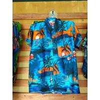 GROSIR Kemeja Hawai Pantai Pria/Wanita Khas Bali