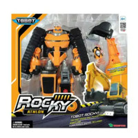 Tobot Figure Athlon Rocky Robot Mainan