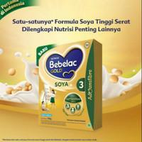 Bebelac gold soya 3 vanila (700gr)
