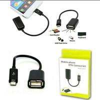 Kabel OTG Micro USB / sambungan OTG android
