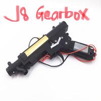 Wgb wgg Gearbox Set M4, Scar v2 Jinming JM gen8 Water Gel Blaster