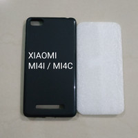 silikon capdase soft case karet hitam xiomi xiaomi mi 4i mi4i