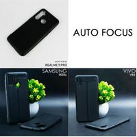 Soft Case Autofocus Samsung Galaxy J2 Core Black Kulit Jeruk Lentur