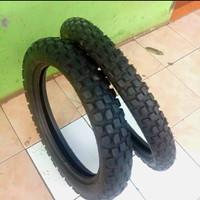 Roda ban Kawasaki KLX SUPERMOTO Ring 16 Dan 19