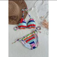 bikini bra set baju renang seksi pantai swimwear wanita B301
