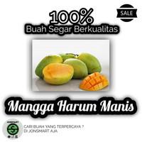 Buah Mangga Harum Manis - Jon$mart