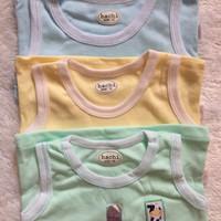 Kaos Hachi oblong singlet baju kutung anak size 24 usia 4 - 5 tahun